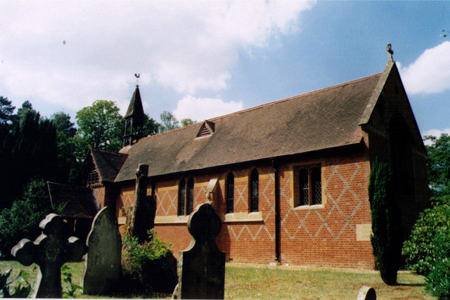 St Sebastian, Heathlands