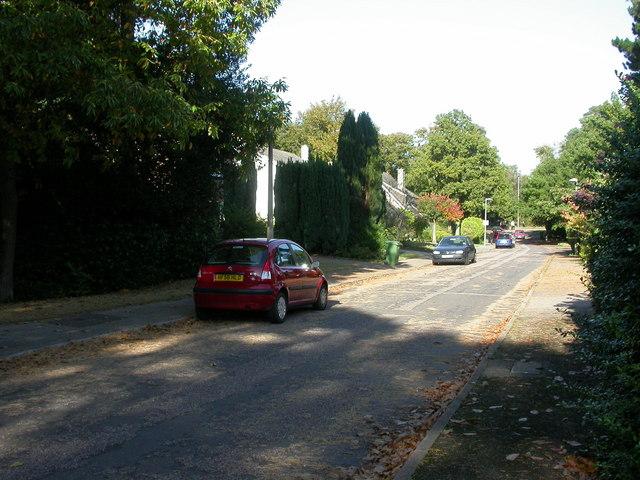 Broadstone, Widworthy Drive