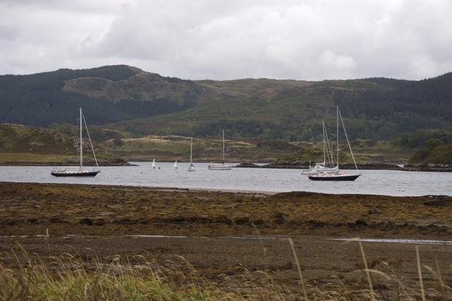 Loch Craignish from Duine