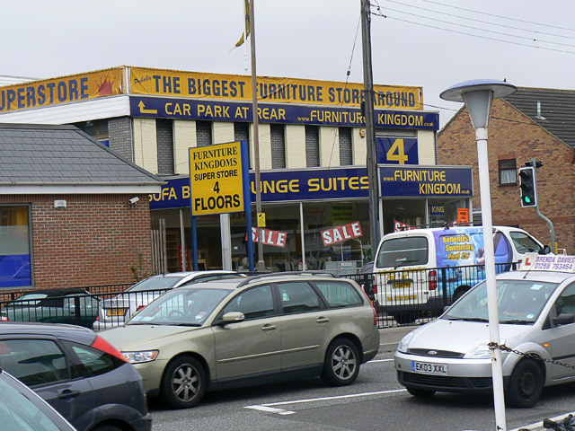 Big al 39 s furniture kingdom for Furniture kingdom