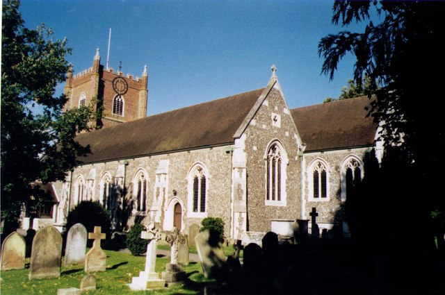 St Mary, Wargrave
