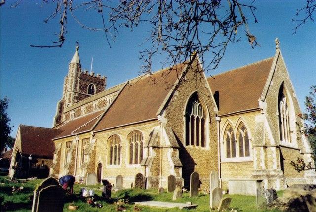 All Saints, Wokingham