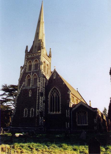 St Paul, Wokingham