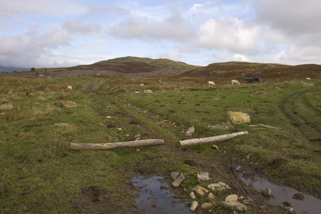 Footpath barrier