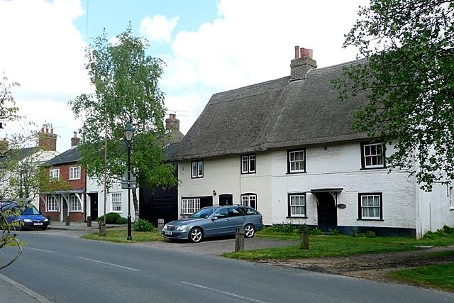 Houses on Church Street