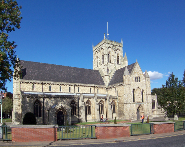 Church of St. James, Grimsby