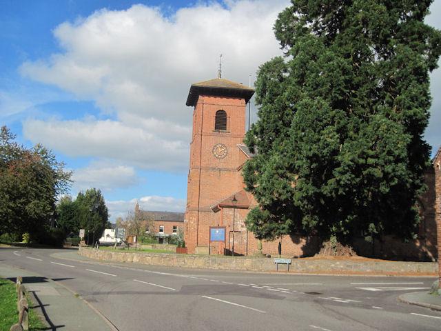 Whittington Church