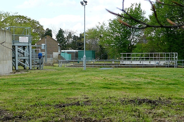 Fordingbridge sewage works