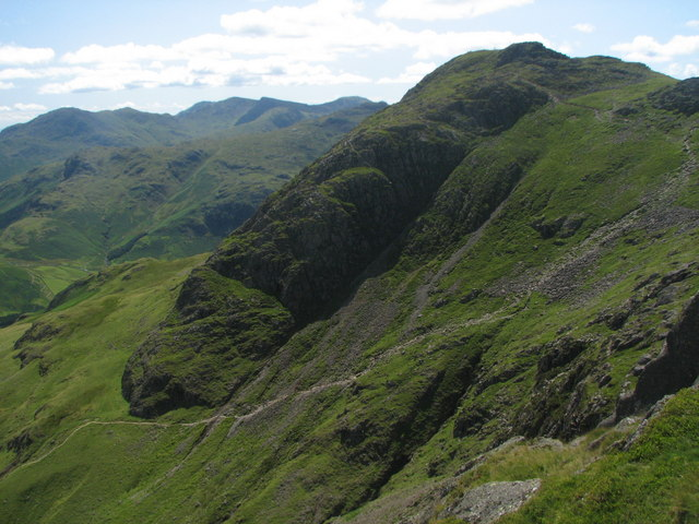 Harrison Stickle from Pavey Ark