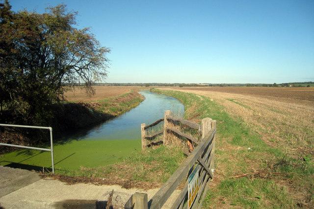 Cradlebridge Sewer