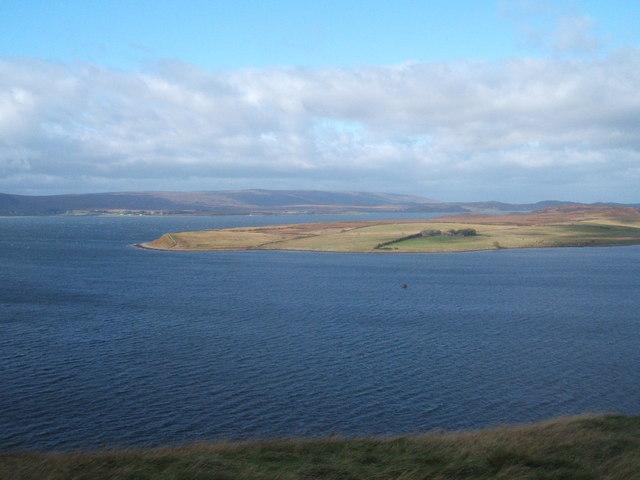 Southern tip of Isle of Ewe