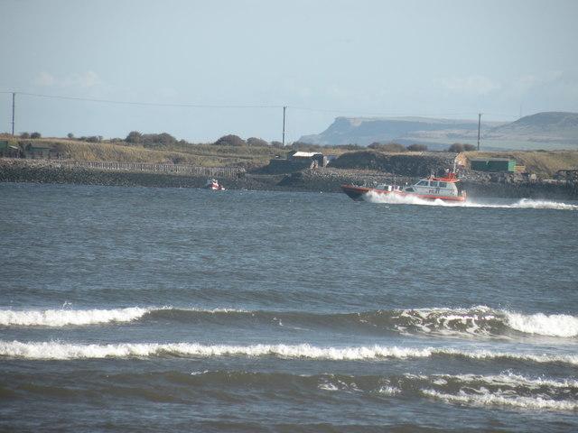 Tees pilot boat,Tees mouth