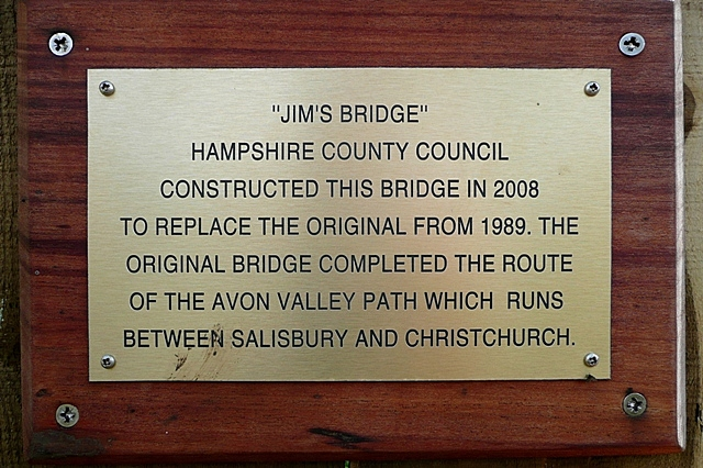 Jim's Bridge
