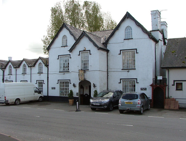 The Severn Arms Hotel, Penybont, Powys