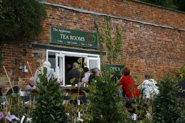 Tea Rooms at Batsford Park