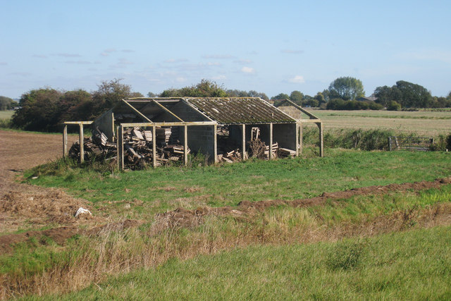 Disused Shed at Arrowhead