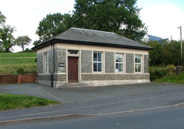 The Old Bank, Penybont, Powys