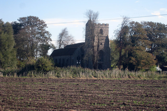 St Dunstan Church, Snargate, Kent