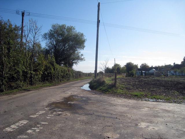 Junction of Short Lane