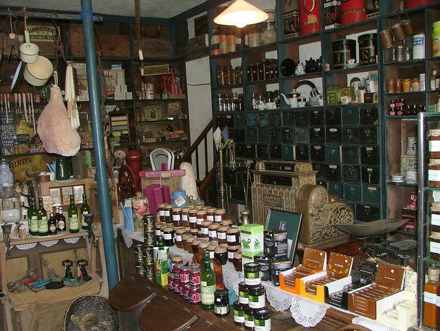 Thomas Shop, Penybont, Powys