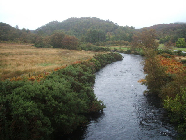 River Kerry, looking North