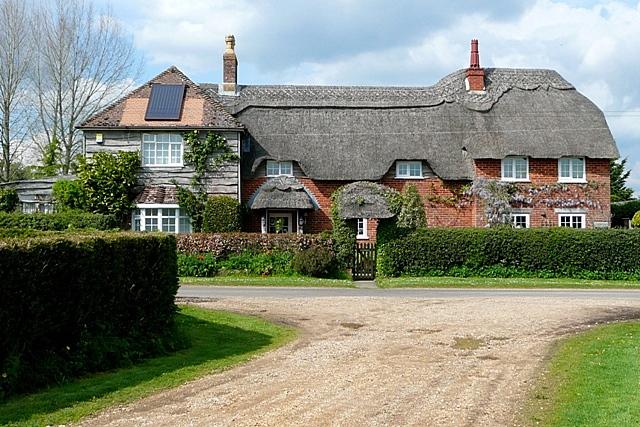 House at Harbridge Green
