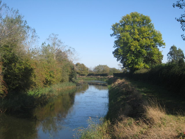 Royal Military Canal, Warehorne
