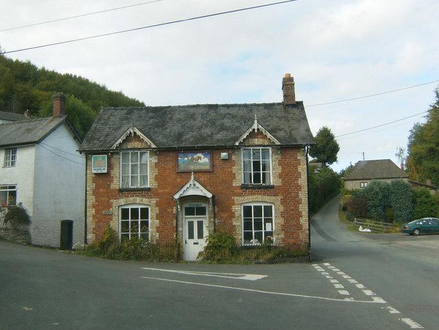 The Greyhound Pub, Llangunllo, Powys