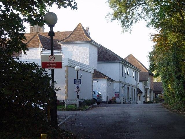 Tetbury Hospital.