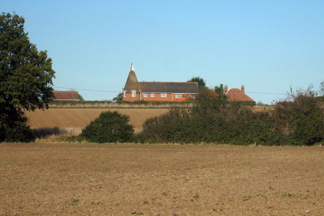 Ditton Farm Oast, Brook Street, Woodchurch, Kent