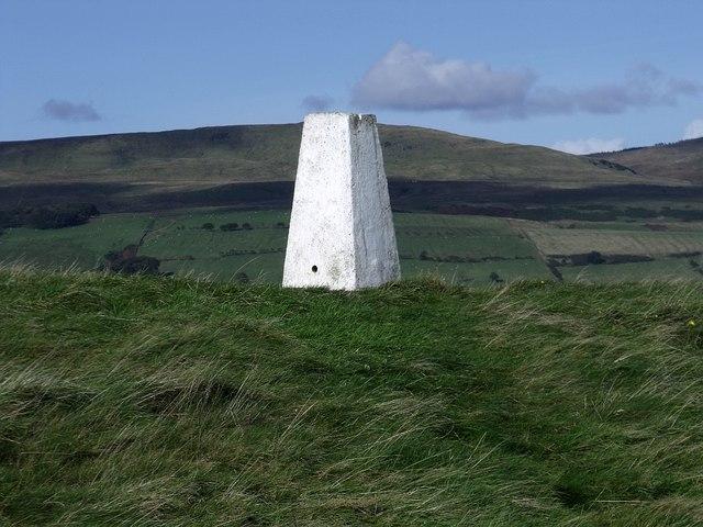Castle Hill Trig Pillar