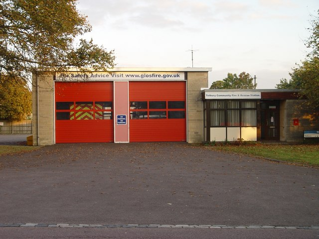 Fire Station at Tetbury