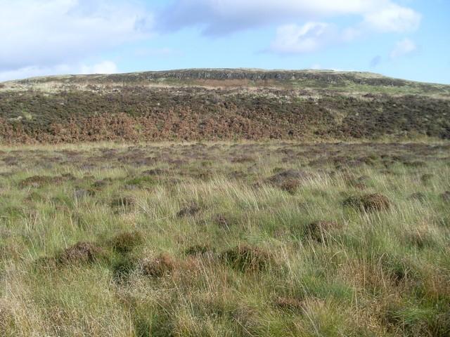 Moorland west of Auchineden Hill