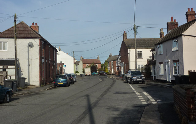 Bridge Street, Billinghay
