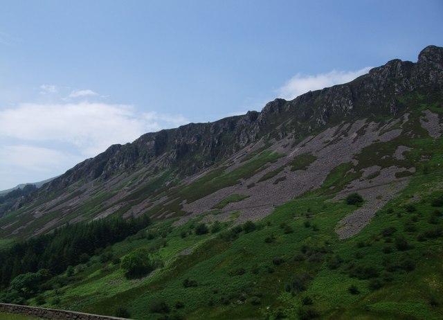 Mynydd Gwerngraig