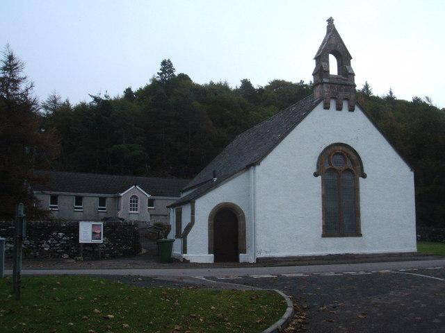 Church of Scotland, An Ard