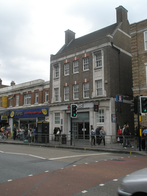 Nat West in The Broadway