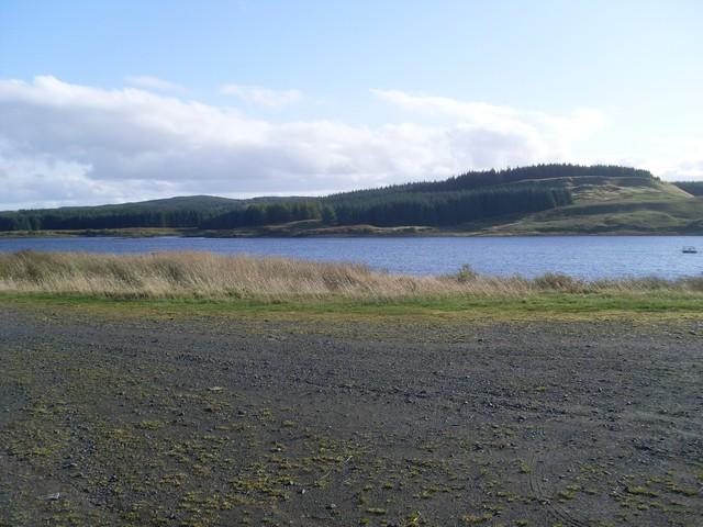 Burncrooks Reservoir