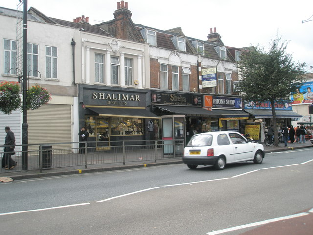 Shops in The Broadway (2)