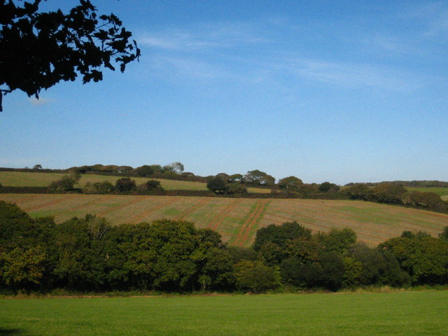 Fields at Laniley