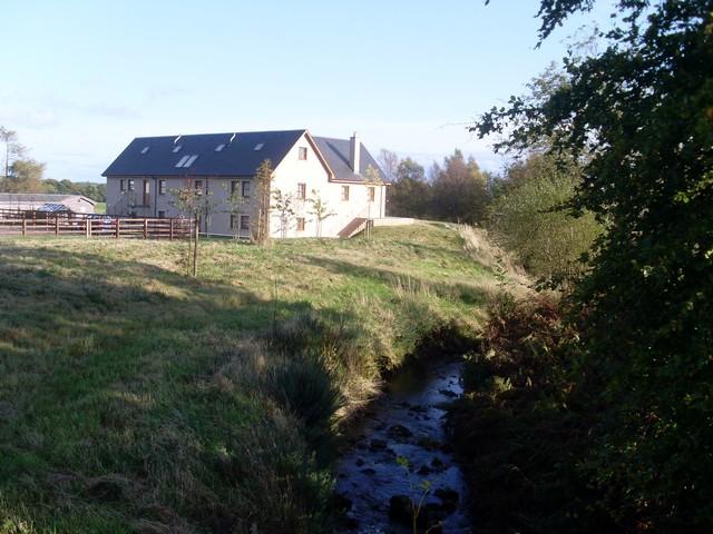 House at Low Auchengillan