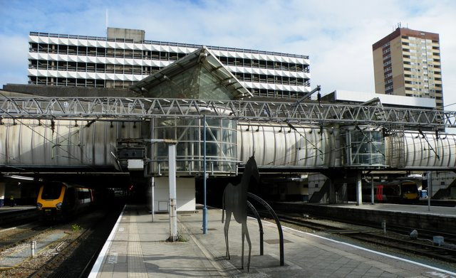 New Street Station