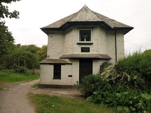 Weighbridge cottage