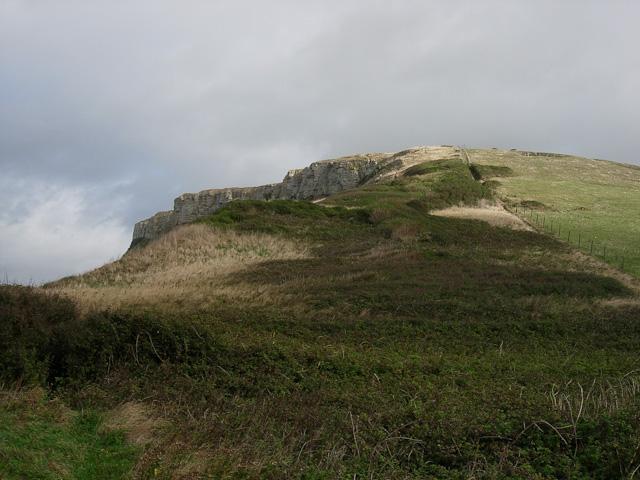 St Aldhelm's Head (St Alban's Head)