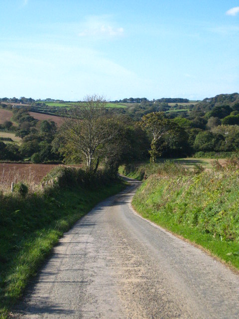 The lane to Stairfoot