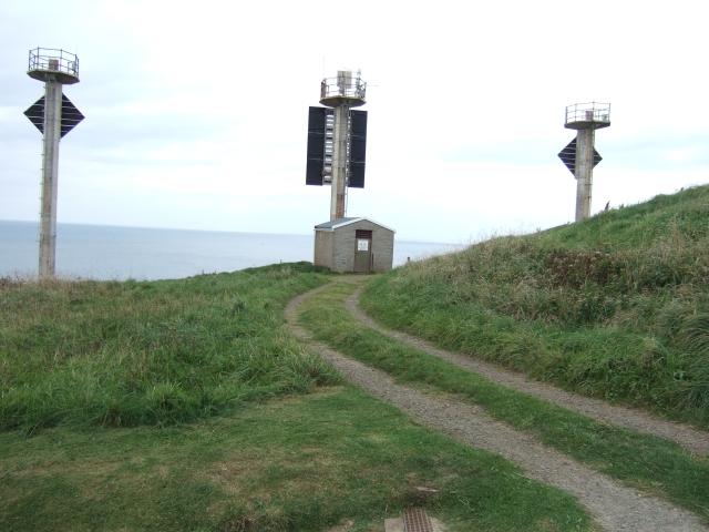 West Blockhouse Beacon on St Ann's Head