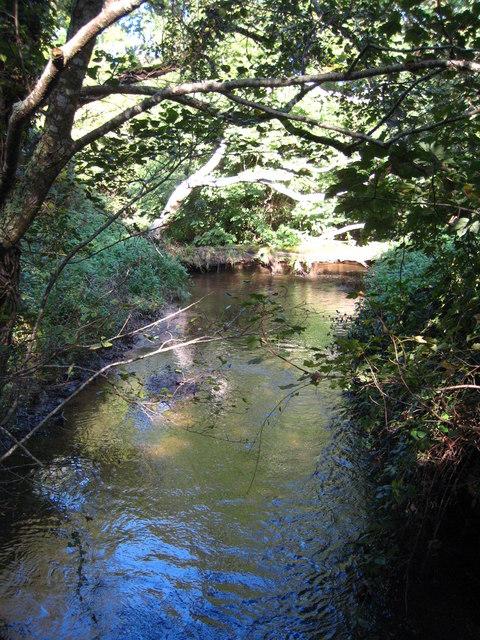 The Tresillian River at Tresowga