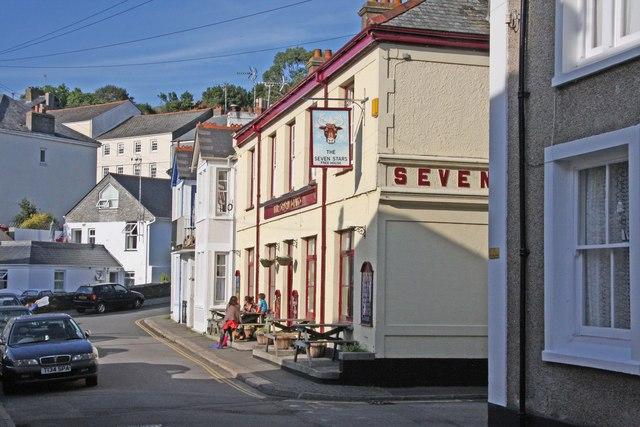 Seven Stars pub, Flushing