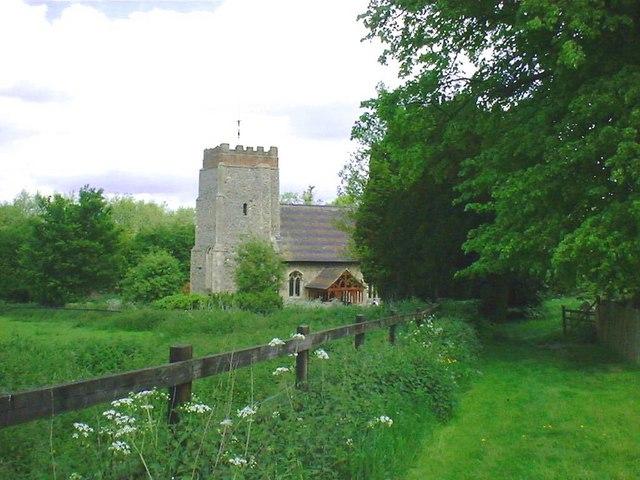 Washbrook Church