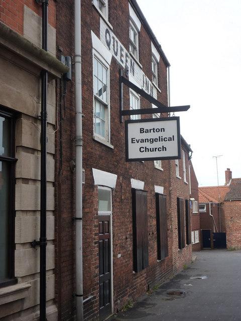 Evangelical Church, Barton upon Humber
